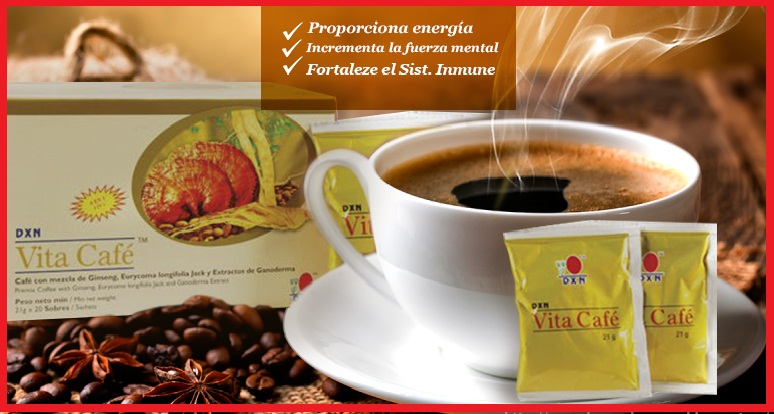 vita cafe dxn beneficios